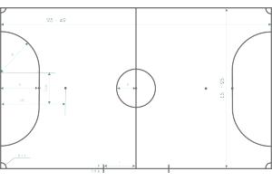 Разметка футбольного поля 7