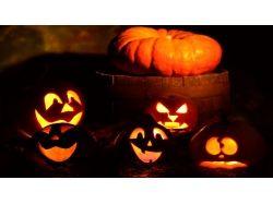 Широкоформатные обои хэллоуин 7