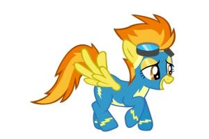 Спитфайр пони 2