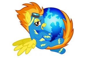 Спитфайр пони 6