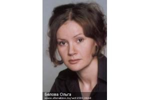 Ольга белова актриса 5