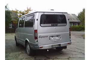 Баргузин фото 2