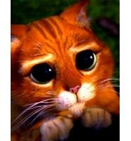 Котик из шрека 1