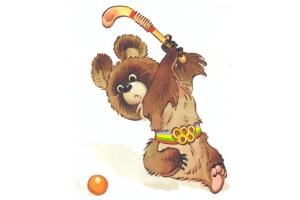 Хоккей рисунки 6