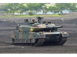 японские танки фото