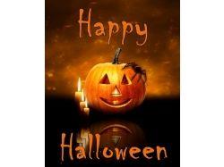 Открытки на хэллоуин 7