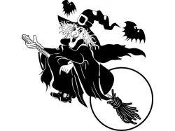 Хэллоуин фотомодель перень чучело