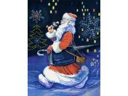 Новогодние открытки музыкальные скачать 7
