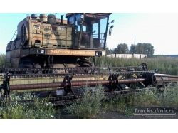 Зерноуборочный транспорт фото 7
