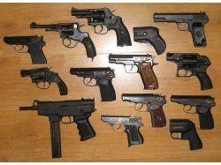 Оружие на фото