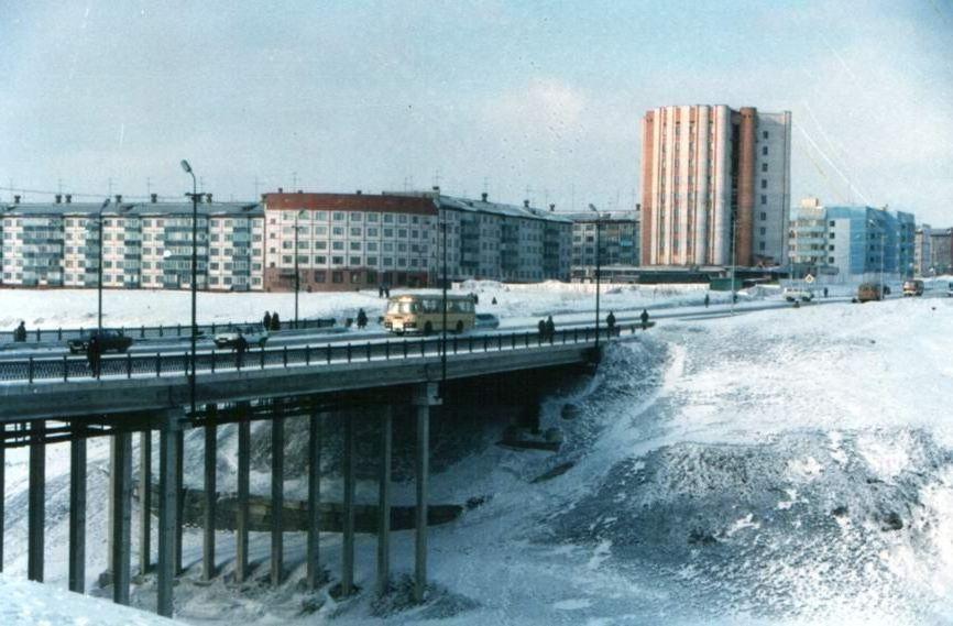 Воркута и ближайшие города