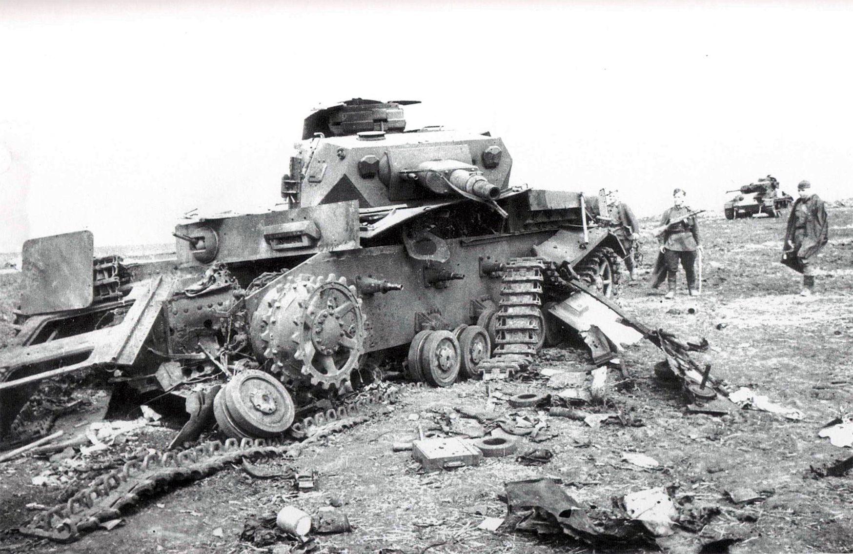 Смотреть фото разбитой немецкой техники вов