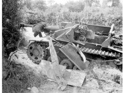 Подбитые взорванные немецкие танки фото 7