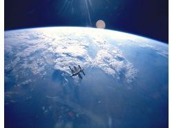 Земля из космоса фото 7