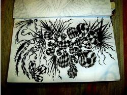 Абстракция рисунки картинки 7