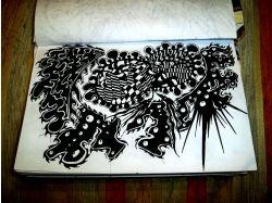 Абстракция рисунки картинки 6