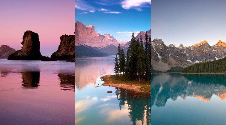 Фото тройные картинки