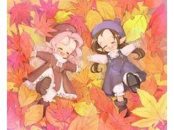 Крутые рисунки аниме 7