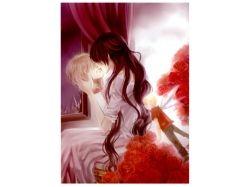 Картинки аниме на аву девушки 7