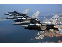 Широкоформатные обои авиация 3