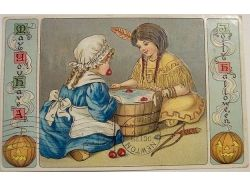 Хэллоуин открытки 9 мая 1