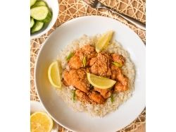 Курица вторые блюда фото-рецепт