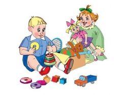 Дети играют в лего картинки