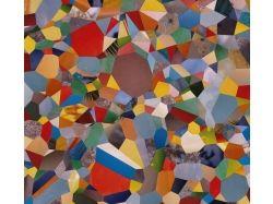 Картины абстракция своими руками 2