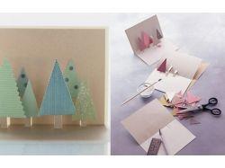 Новогодние открытки в картинках 5