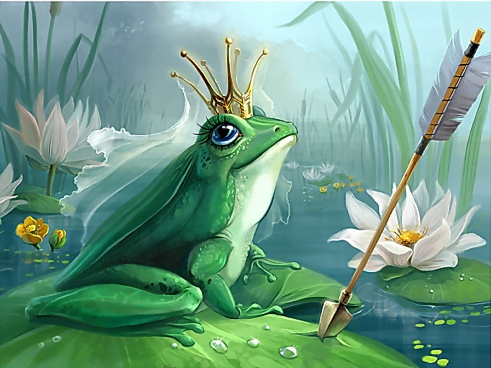 Царевна лягушка картинки из мультфильма