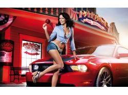 Авто автомеханика 2008 девушки фото