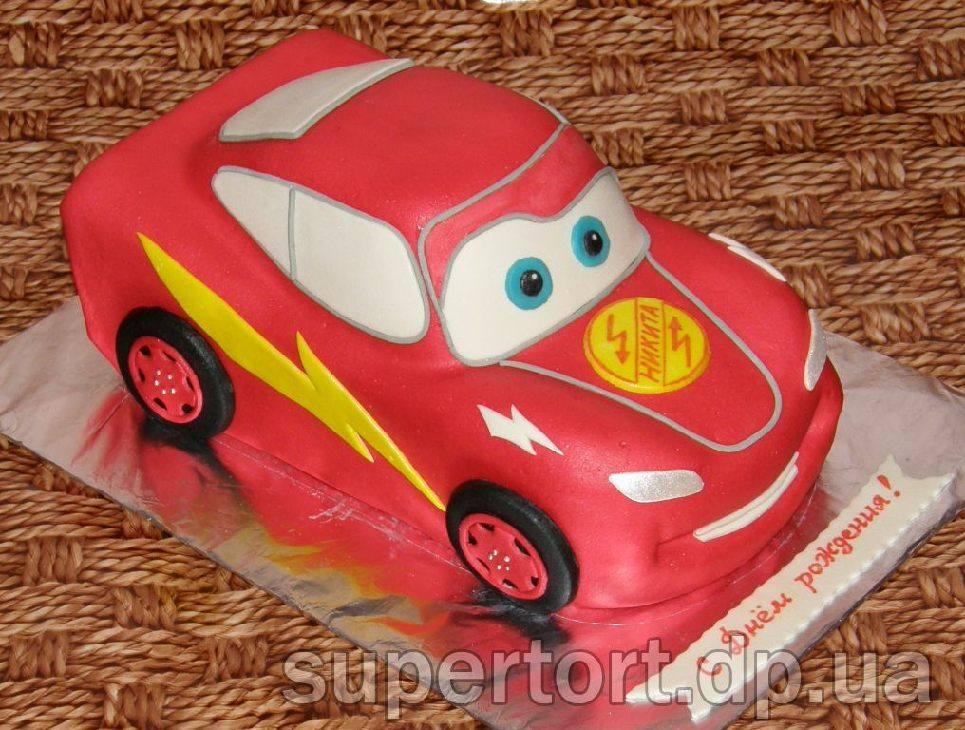 получится чертеж фото торта машины молния его