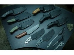 Обои на рабочий стол ножи 7