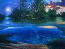 Рисунки на тему вода источник жизни 4