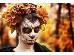 Праздник в германии-хэллоуин фото