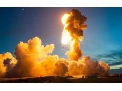 Космос фотографии ракеты 7