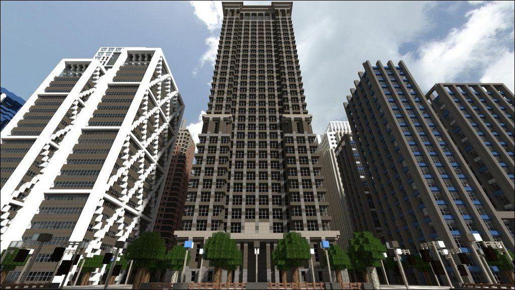 реакционного городские дома в майнкрафте фото призванное достижению