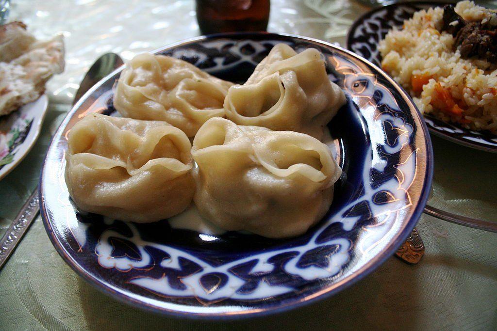 Манты узбекские рецепт приготовления с фото видео