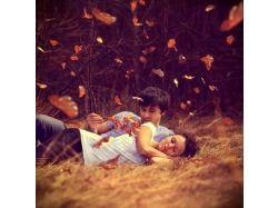 Романтика на фото