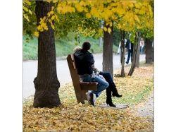 Осень любовь картинки