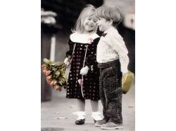 Дети и любовь фотографии 7