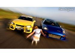 Авто  и девушки картинки скачать