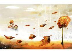 Детские поделки прощай осень фото 7