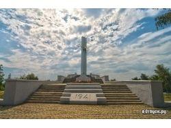 Парк победы танки фото