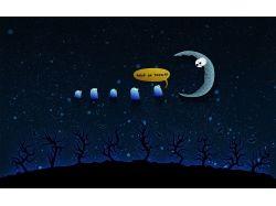 Ночь хэллоуин фото
