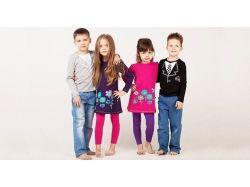 Бренды детской одежды список 5