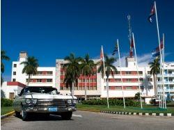 Куба аренда ретро автомобиля