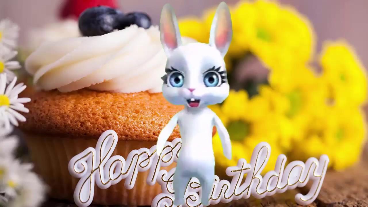 Мини видео поздравление с днем рождения, праздник