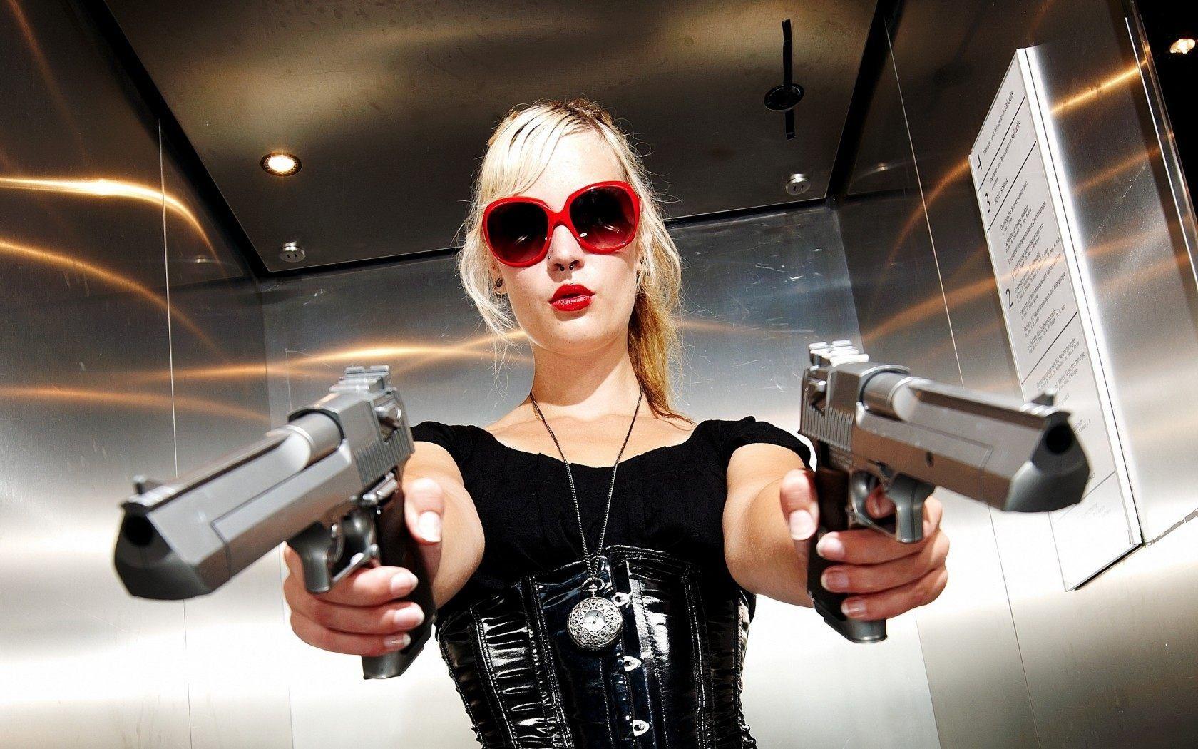 Картинки прикольных оружий