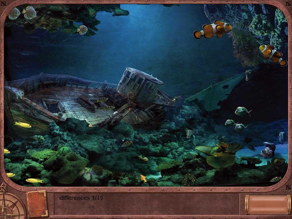 Подводные игры картинки